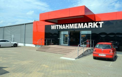 mitnahmemarkt komplett modernisiert schweinfurt b4b mainfranken. Black Bedroom Furniture Sets. Home Design Ideas
