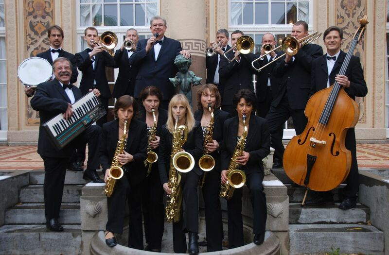 Konzert der Golden Brass Band