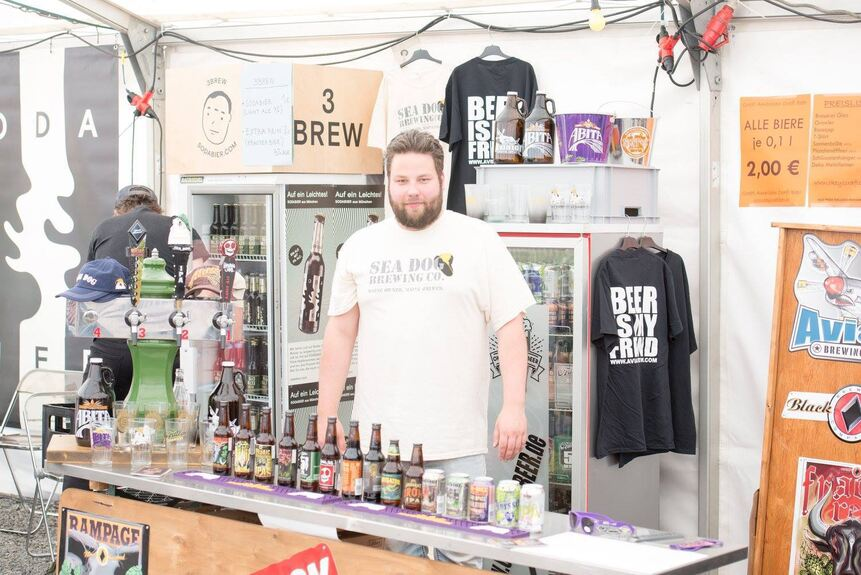 2. Craftbeer-Festival in Erbshausen